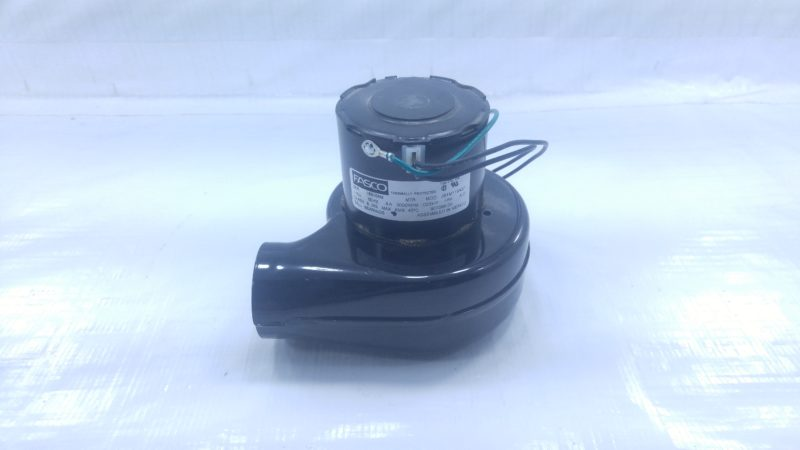 Valco Motor Amp Blower Assembly Zeiset Equipment