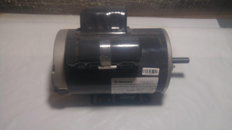 Aerotech Fan Motor 1 Hp 1725 Rpm Zeiset Equipment