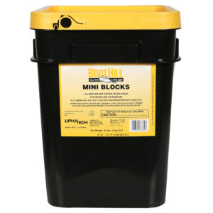 Rodent Bait Boothill Mini Blocks 20lbs.